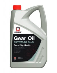 Comma Gear Oil GL-5 75W-90