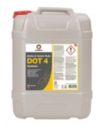 Comma Brake Fluid DOT 4