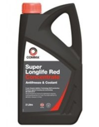 Comma Super Longlife Red - Antifreeze, концентрат (красный)